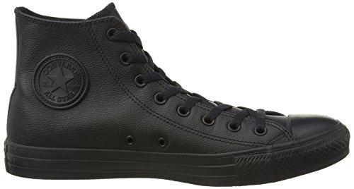 Converse Chuck Taylor All Star Hi Zapatillas Unisex Negro (Black Monochrome)