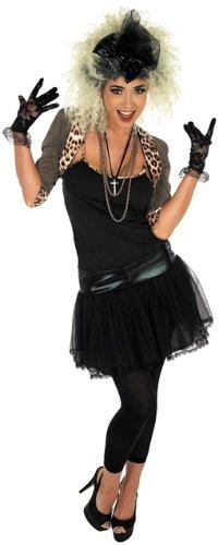 Desperately Seeking Susan Costumes (1980s Madonna Seeking Susan Female Fancy Dress - XXL (US 22-24))