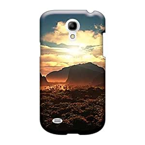 Samsung Galaxy S4 Mini XvY12109pcVk Allow Personal Design High Resolution Sunset Breeze Pictures Anti-Scratch Hard Phone Case