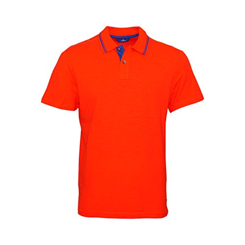 TOM TAILOR Poloshirt Polo rot 1531084 0010 4529 Gr.XL