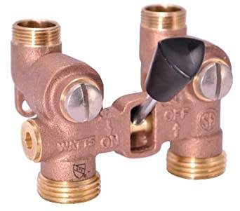 WATTS WATER TECHNOLOGIES GIDDS261047 Washing Machine Shut Off Valve