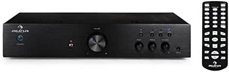 auna AV2-CD508 - Amplificador de Alta definición , Sonido Hi-fi ...