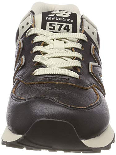 Lpk Uomo Balance New Munsell Black White Nero 574v2 Sneaker Zd8txpwrtq