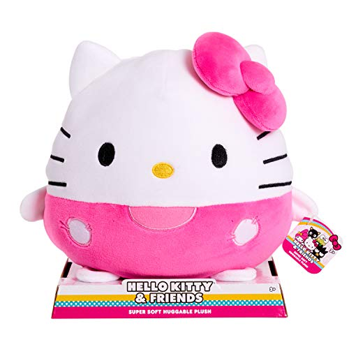 "Hello Kitty & Friends Super Soft Huggable 9"" Plush - from Hello Kitty"