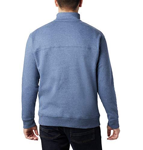 Columbia Men's Hart Mountain II Half Zip Jacket