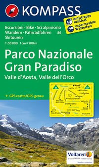 Gran Paradiso 86 09 Gps Wp Kompass Valle 09 Gps