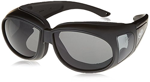 Global Vision Outfitter Motorcycle Glasses (Black Frame/Smoke (Sunglasses Goggles Glasses)