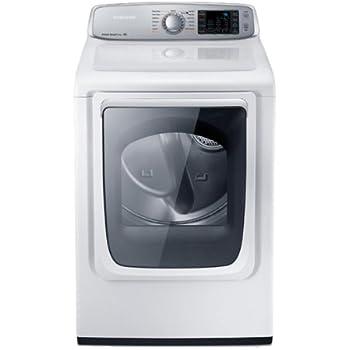 Amazon Com Samsung Dv50f9a6evw Electric Front Load Dryer