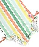 RuffleButts Baby/Toddler Girls Saltwater Stripe One