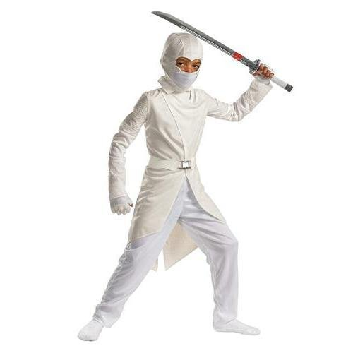 Big Boys' Deluxe Storm Shadow Costume - M