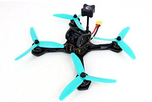 QQ190 FPV Racing Drone - Carbon Fiber X-Frame Quadcopter Powered by Team Blacksheep