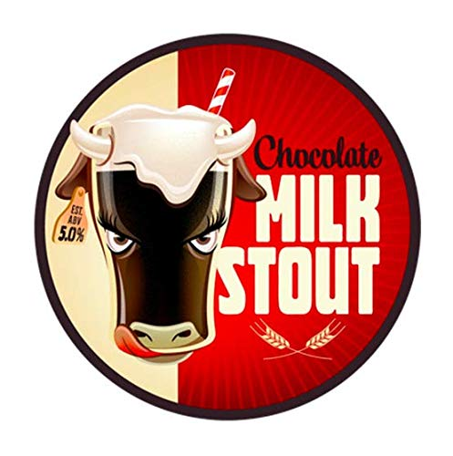 Home Brew Kit – Craft a Brew 5 Gallon Beer Recipe Chocolate Milk Stout Beer Kit – Make Your Own Beer with Home Brewing 5 Gallon Kits – Home Brewing Ingredient Kit by Craft A Brew (Image #3)