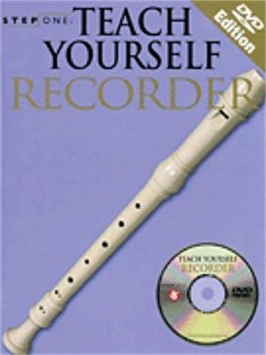 - Hal Leonard Teach Yourself Recorder (Book/CD/DVD)