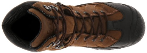 KEEN Utility Mens Estacada Steel Toe Work Boot Sugar Brown oLyK0Z