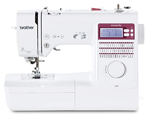 Brother Innov-Is A50 + - Máquina de Coser (Dealer del Paquete: Amazon.es: Juguetes y juegos