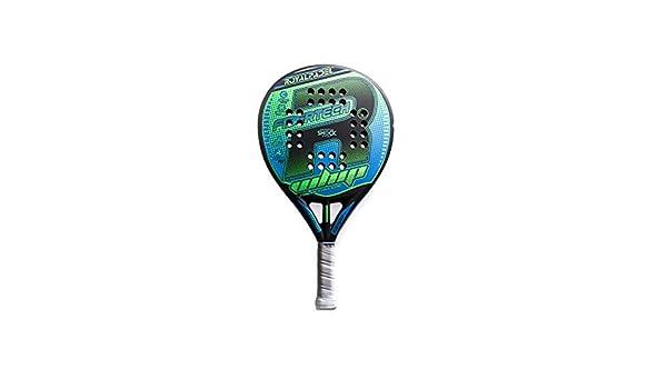 Royal Padel RP 790 Whip Polietileno 2019 Palas de Pádel, Adultos Unisex, Verde, Azul, Negro Mate, Talla única: Amazon.es: Deportes y aire libre