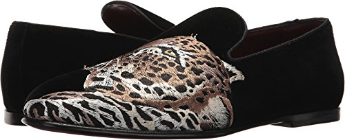 Dolce & Gabbana Men's Leopard Slip-On Sneaker Leopard 41 M - Dolce Men For And Gabbana Sneakers