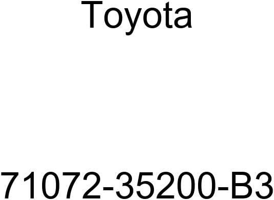 TOYOTA Genuine 71072-35243-G0 Seat Cushion Cover