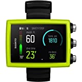 SUUNTO Eon Core Wrist Dive Computer with Transmitter & USB, Eon Core Lime, with Transmitter