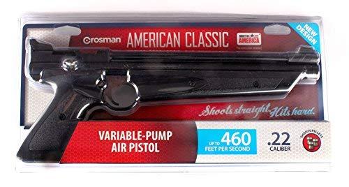 Crosman American Classic P1322 Multi-Pump Pneumatic Air Pistol