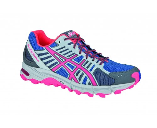 ASICS GEL-FUJI TRABUCO WOMEN'S RUNNING SHOE Grey 95lcDt