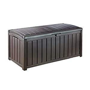 Outdoor Plastic Storage Box Keter Glenwood