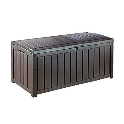 Outdoor Plastic Storage Box Keter Glenwood
