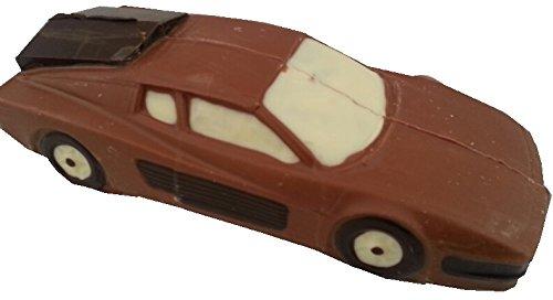 01061519 Schokoladen Auto Rennwagen Ferrari Lamborghini