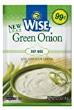 Best Wise Potatoes - Wise Green Onion Dip Mix Packet 12 Pack Review