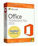 Microsoft Office Professional Plus 2016 For 1 PC