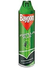 Baygon - Formula Plus Cucarachas Y Hormigas, 600 ml