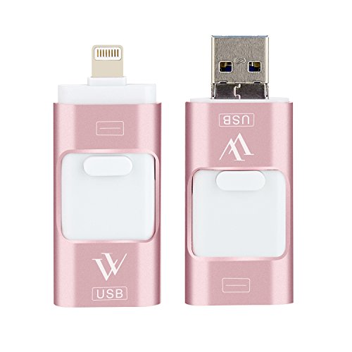 USB Flash Drive for Iphone 32 GB USB 3.0 Memory Expansion, 3