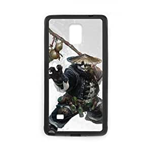 Chen Stormstout Samsung Galaxy Note 4 Cell Phone Case Black 05Go-214900