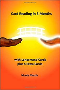 Book Card Reading in 3 Months: with Lenormand Cards plus 4 Extra Cards