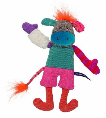 Moulin Roty Jolis Pas Beaux Donkey Doll