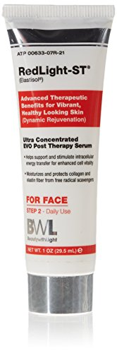 RedLight-ST Ultra Concentrated EVO Post Therapy Serum for Face - 1 Oz.