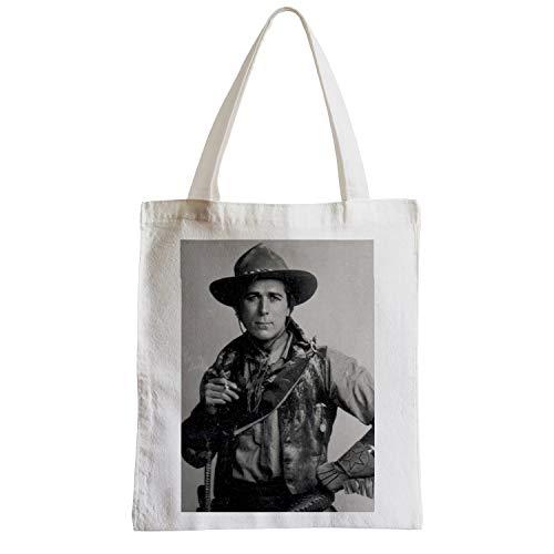 Original Grand De Avec Etudiant Cowboy Shopping Photo Sac Plage Cigarette Et Fabulous Chapeau Fw17qq