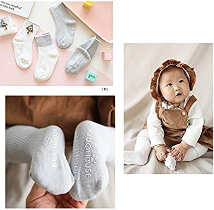 Non Skid Anti Slip Socks Shoes Casual daily For Baby Girl Newborn Boy Toddler Infant
