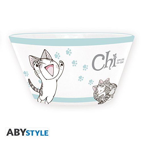 CHI'S SWEET HOME - Chi and Friends Ceramic Bowl (16 oz.) by ABYstyle