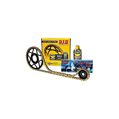 Aandrijfset tandwiel ketting gas Ec 2t 250 cc 01/15
