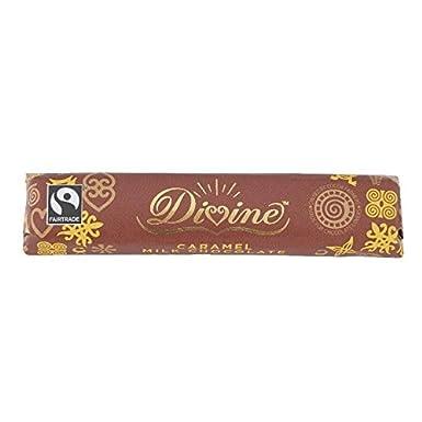 Caramel Milk Chocolate Bar 30 x 40g