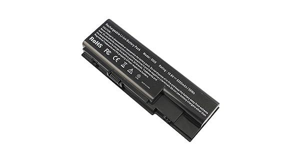 Amazon.com: Batería para Acer AS07B31 AS07B51 AS07B41 ...