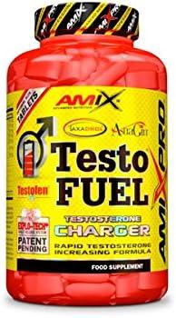 AMIX PRO TestoFUEL - 200 caps.: Amazon.es: Alimentación y bebidas