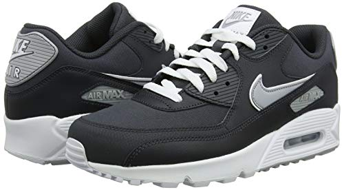 Noir anthracite Chaussures De 90 Loup Nike Essential Hommes Max Blanc 005 Gris Air Gymnastique fnqnY8zxX