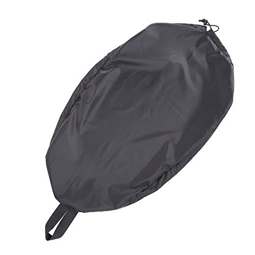 Cockpit Seal - Docooler Breathable Adjustable UV50+ Blocking Kayak Cockpit Cover Seal Cockpit Protector Ocean Cockpit Cover 5 Sizes Optional