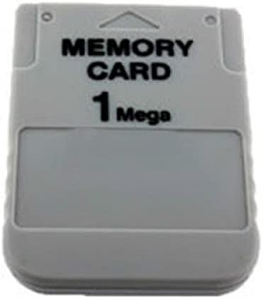 1MB Memory Card for PS1 /& PSX ILS