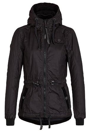 naketano Female Jacket Black Schlaubär schwarz, Größe XS