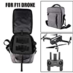 Rucan Waterproof Storage Bag Backpack for SJRC F11 5G WiFi RC Quadcopter Camera Drone