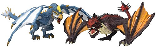 Schleich 77092 US Quidsi Dragon Toy Figure Set 1