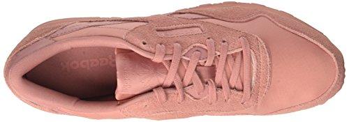 Reebok CL Nylon, Zapatillas de Deporte Para Mujer Rosa (Sandy Rose)